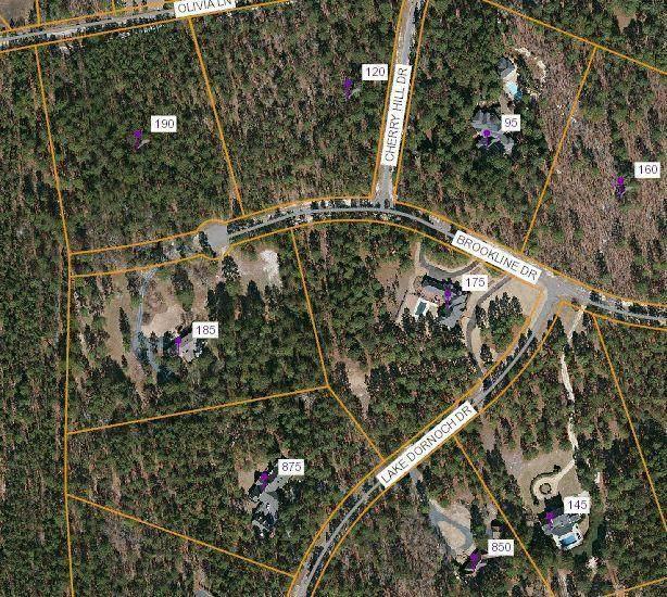 190 Brookline Drive, Pinehurst, NC 28374 (MLS #204974) :: Pines Sotheby's International Realty