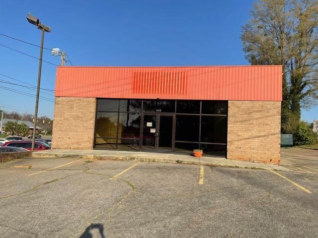 314 S Lawrence Street, Rockingham, NC 28379 (MLS #205291) :: Towering Pines Real Estate
