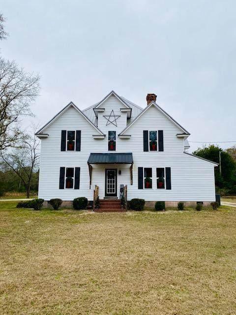 2349 N Us Highway 220, Ellerbe, NC 28338 (MLS #205682) :: Towering Pines Real Estate