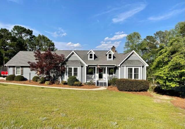 141 Fairway Drive, Rockingham, NC 28379 (MLS #205735) :: Pinnock Real Estate & Relocation Services, Inc.