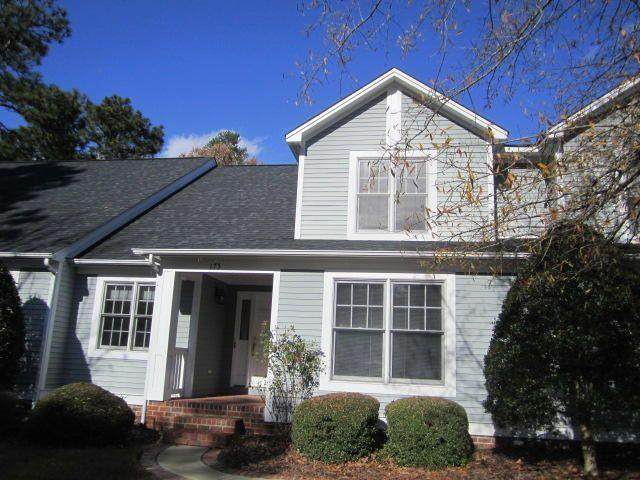 175 N Knoll Road, Southern Pines, NC 28387 (MLS #205818) :: Pinnock Real Estate & Relocation Services, Inc.