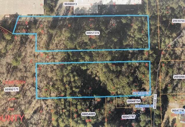 226 Moore Street, Aberdeen, NC 28315 (MLS #206849) :: Pines Sotheby's International Realty