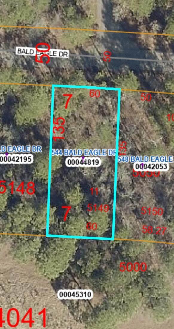 544 Bald Eagle Drive, Vass, NC 28394 (MLS #206871) :: Towering Pines Real Estate