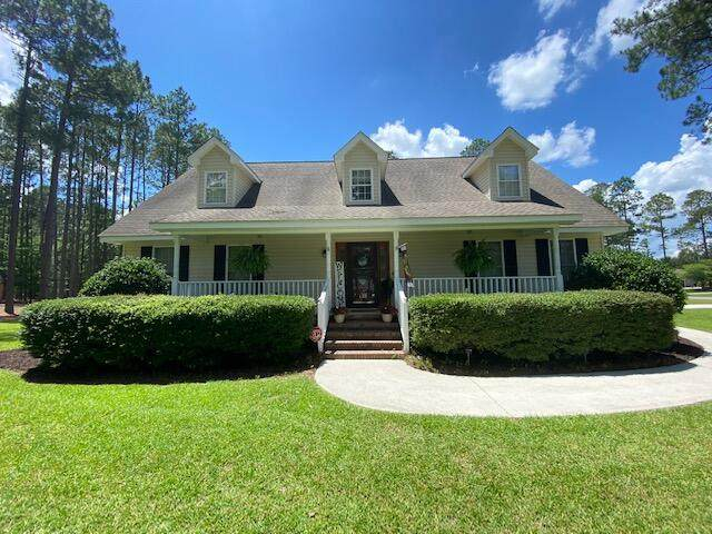118 Country Club Drive, Rockingham, NC 28379 (MLS #207015) :: On Point Realty