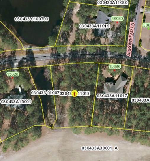 Tbd Fox Lane, Wagram, NC 28396 (MLS #207414) :: Pinnock Real Estate & Relocation Services, Inc.