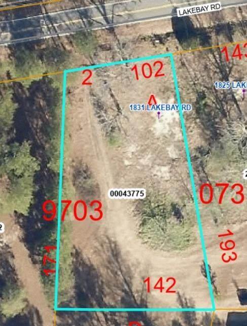 1831 Lakebay Road, Vass, NC 28394 (MLS #207523) :: Pinnock Real Estate & Relocation Services, Inc.
