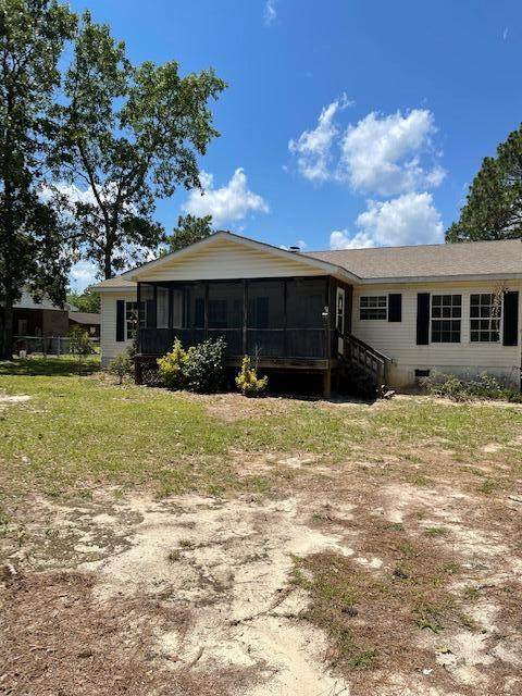 144 Capel Drive, Pinebluff, NC 28373 (MLS #207834) :: Pines Sotheby's International Realty