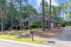 206 Plantation Drive, Southern Pines, NC 28387 (MLS #207934) :: Towering Pines Real Estate