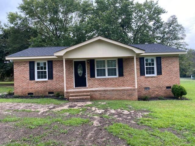 119 Jayson Street, Rockingham, NC 28379 (MLS #208068) :: Pines Sotheby's International Realty