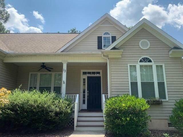13 Thompson Lane, Pinehurst, NC 28374 (MLS #208306) :: Pinnock Real Estate & Relocation Services, Inc.