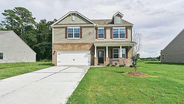 412 Apricot Lane, Carthage, NC 28327 (MLS #208394) :: Pinnock Real Estate & Relocation Services, Inc.