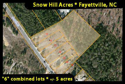 Address Not Published, Fayetteville, NC 28306 (MLS #208516) :: Pines Sotheby's International Realty