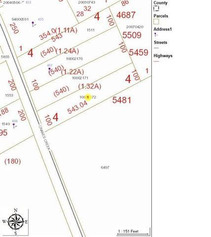 465 Cranes Creek Road, Cameron, NC 28326 (MLS #145023) :: Weichert, Realtors - Town & Country