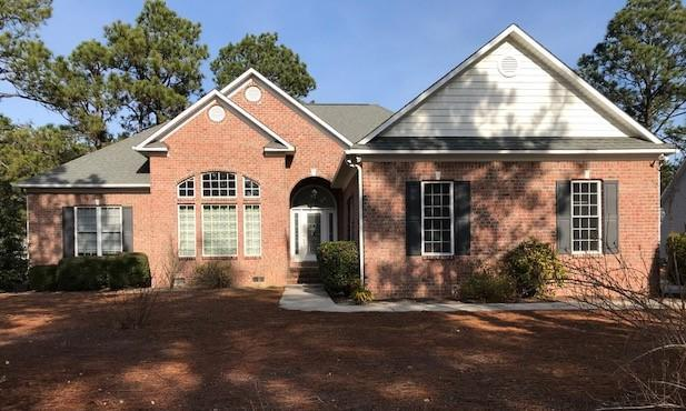 750 Monticello Drive, Pinehurst, NC 28374 (MLS #185794) :: Weichert, Realtors - Town & Country