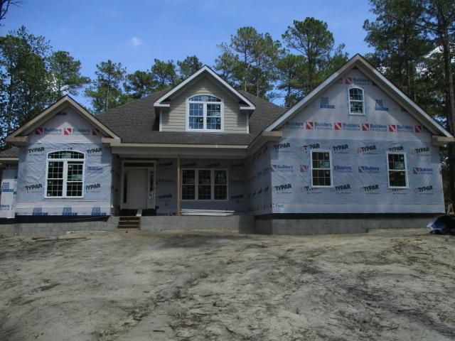 14 Glenbarr Court, Pinehurst, NC 28374 (MLS #188663) :: Pinnock Real Estate & Relocation Services, Inc.