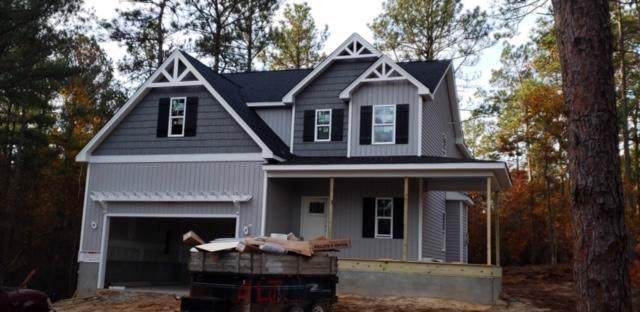 159 Pine Ridge Drive Drive, Whispering Pines, NC 28327 (MLS #197536) :: Pinnock Real Estate & Relocation Services, Inc.