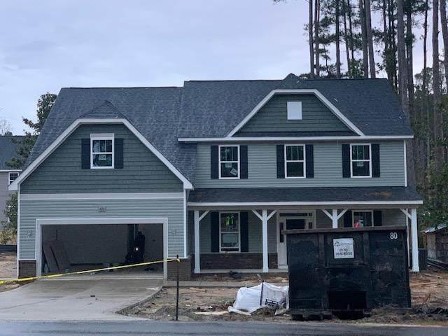 426 Yadkin Road, Southern Pines, NC 28387 (MLS #202601) :: Pines Sotheby's International Realty