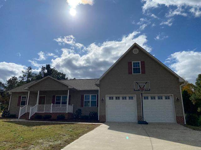 109 Seminole Court, West End, NC 27376 (MLS #203013) :: On Point Realty