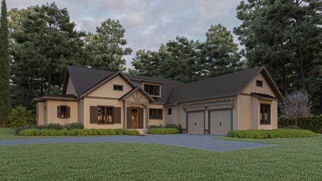 100 Redtail Lane, Pinehurst, NC 28374 (MLS #203072) :: Pines Sotheby's International Realty