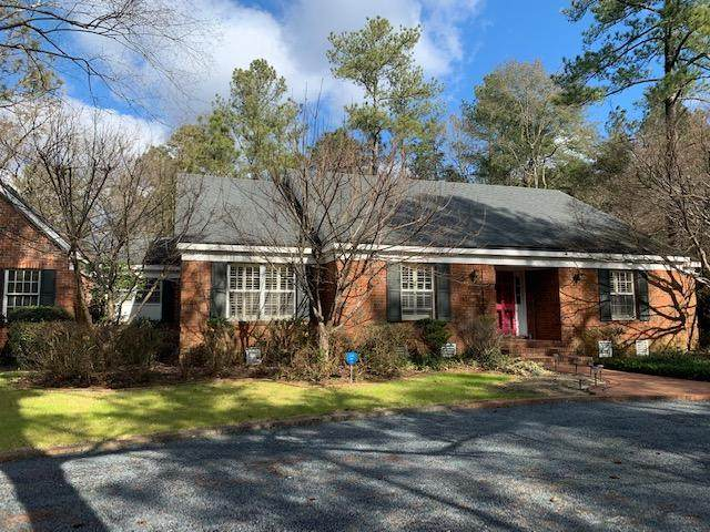 65 Beaver Lane, Pinehurst, NC 28374 (MLS #204158) :: Pines Sotheby's International Realty