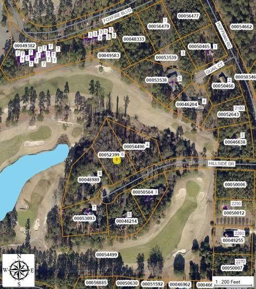 6 Hillside Drive, Foxfire, NC 27281 (MLS #204605) :: Pinnock Real Estate & Relocation Services, Inc.