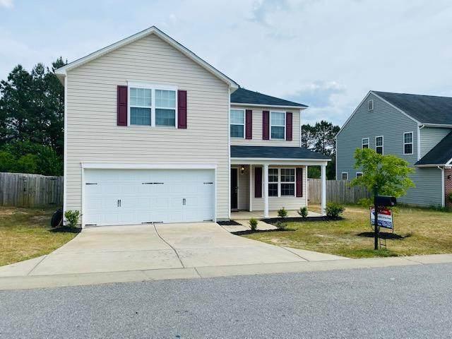 71 Summerwood Lane, Lillington, NC 27546 (MLS #205622) :: Pinnock Real Estate & Relocation Services, Inc.