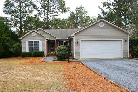 267 Firetree Lane, West End, NC 27376 (MLS #186229) :: Weichert, Realtors - Town & Country