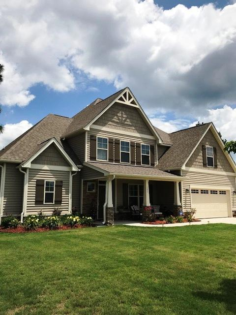 102 Courtyard Circle, Aberdeen, NC 28315 (MLS #187181) :: Weichert, Realtors - Town & Country