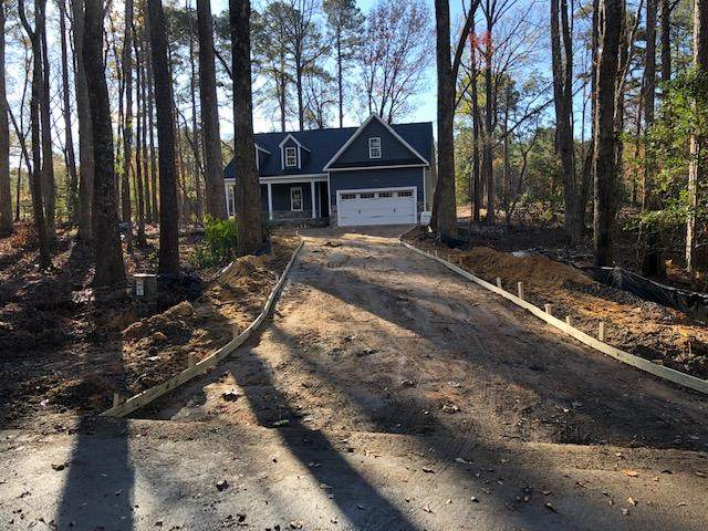 23 Ridge Road, Jackson Springs, NC 27281 (MLS #201711) :: On Point Realty