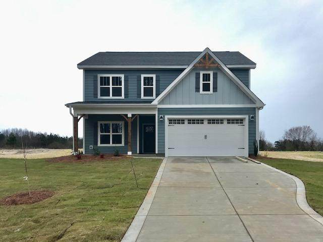 719 Exeter Street, Carthage, NC 28327 (MLS #196716) :: Pinnock Real Estate & Relocation Services, Inc.