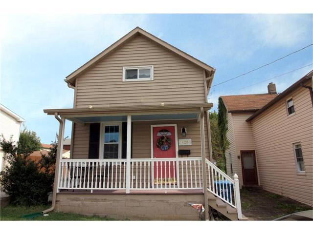 428 Howard Street, Mt. Pleasant Twp - WML, PA 15666 (MLS #1299588) :: Keller Williams Realty
