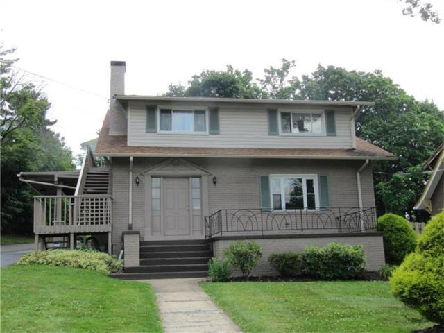 558 Perrysville Avenue, West View, PA 15229 (MLS #1302842) :: Keller Williams Realty