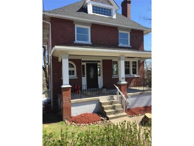 341 Stanford Ave, West View, PA 15229 (MLS #1310129) :: Keller Williams Realty