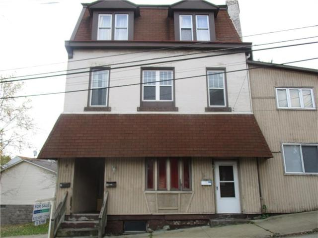 95 S 27th Street, South Side, PA 15203 (MLS #1313747) :: Keller Williams Pittsburgh