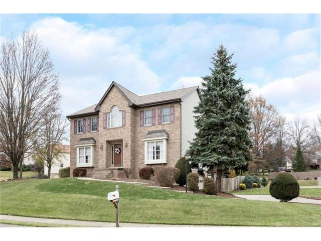 109 Glenbrook Drive, Cranberry Twp, PA 16066 (MLS #1314697) :: Keller Williams Realty