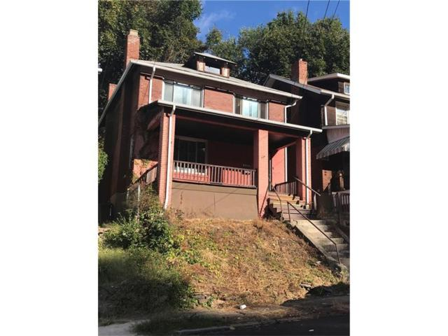 1337 Franklin Ave, Wilkinsburg, PA 15221 (MLS #1315086) :: Keller Williams Pittsburgh