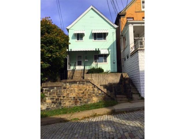 109 Kenova St, Mt Washington, PA 15211 (MLS #1315169) :: Keller Williams Pittsburgh