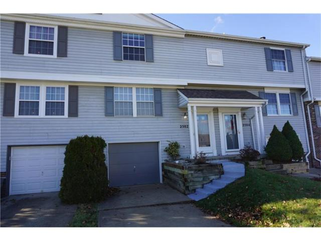 2502 Hawthorne Drive, North Fayette, PA 15071 (MLS #1315381) :: Keller Williams Pittsburgh