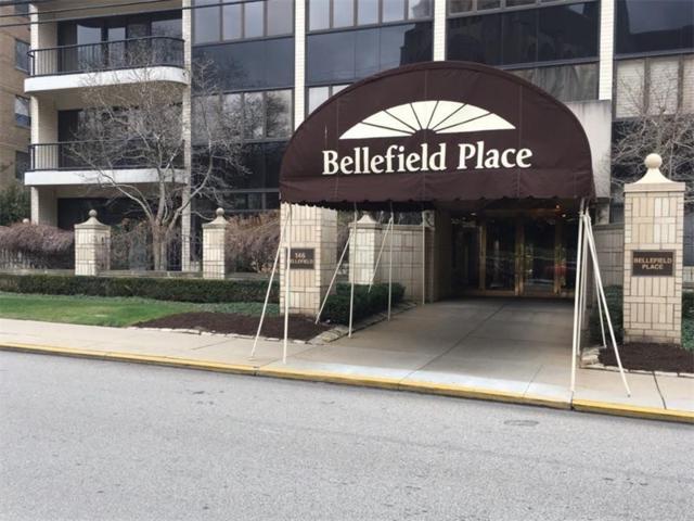 146 N Bellefield  #101, Oakland, PA 15213 (MLS #1315527) :: Keller Williams Pittsburgh