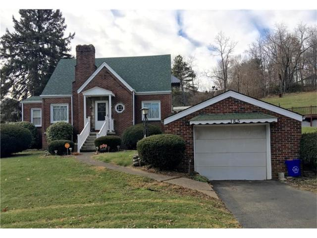 185 Route 68, Rochester Twp, PA 15074 (MLS #1315543) :: Keller Williams Pittsburgh