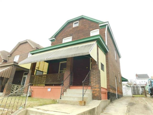 114 Cologne St, South Side, PA 15210 (MLS #1315600) :: Keller Williams Pittsburgh