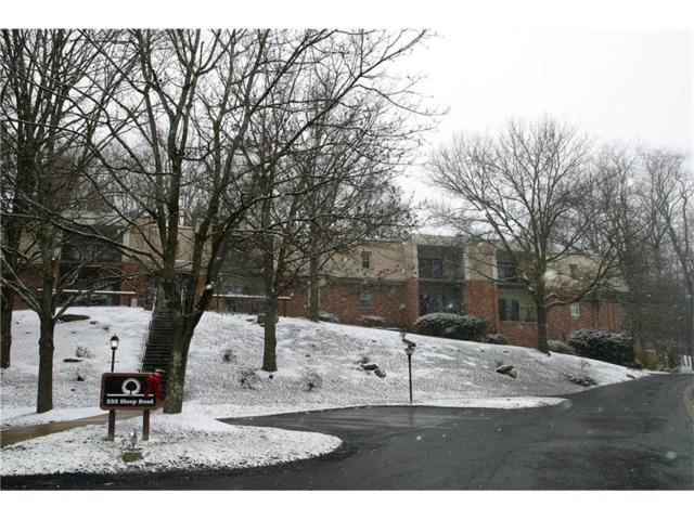 555 Sloop Rd #17, Mccandless, PA 15237 (MLS #1315808) :: Keller Williams Pittsburgh