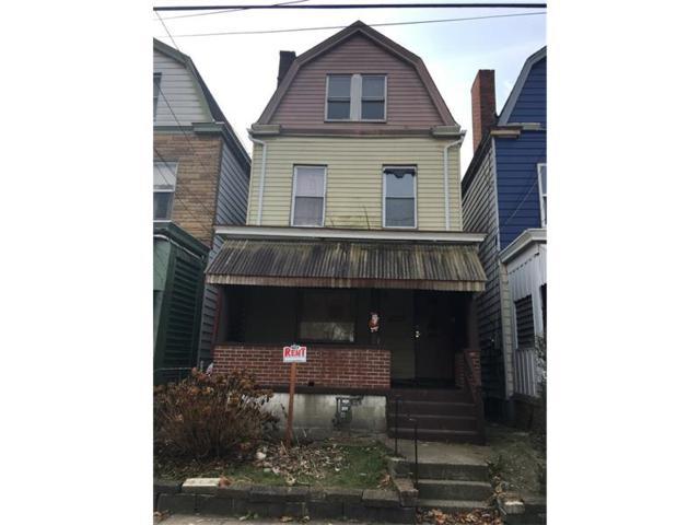 7026 Mount Vernon Street, Homewood-Brushton, PA 15208 (MLS #1315952) :: Keller Williams Pittsburgh