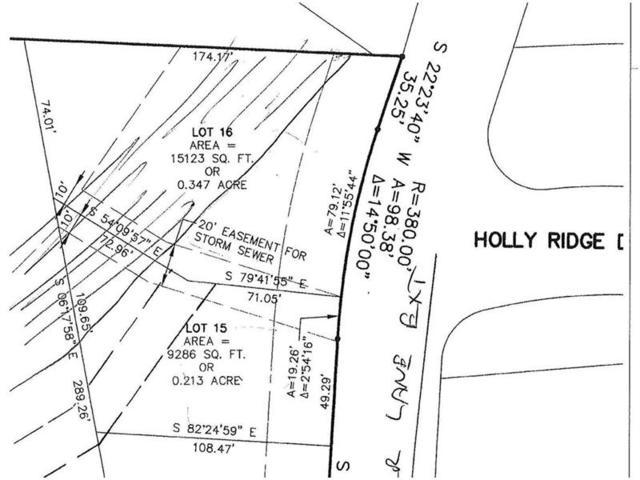 L 15 & 16 Spencer Lane, Shaler, PA 15116 (MLS #1321356) :: Keller Williams Realty