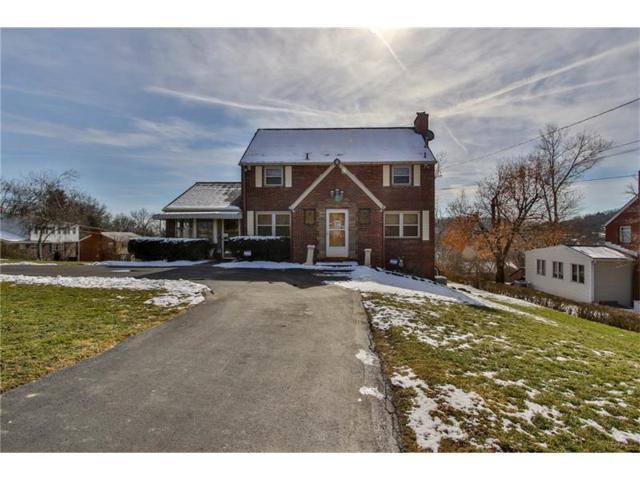 401 Meadow Rd, Shaler, PA 15116 (MLS #1322038) :: Keller Williams Realty