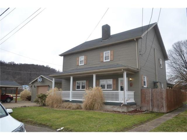 306 Hickory Street, Stockdale, PA 15483 (MLS #1322523) :: Keller Williams Realty