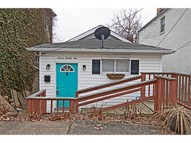 722 College Ave, Oakmont, PA 15139 (MLS #1322526) :: Keller Williams Realty