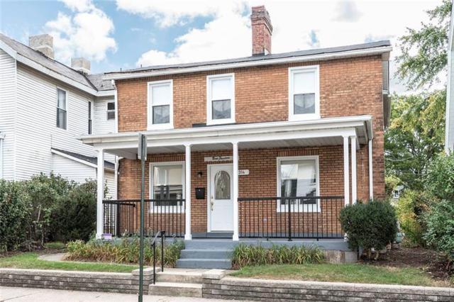 314 Logan, Sewickley, PA 15143 (MLS #1325592) :: Keller Williams Pittsburgh