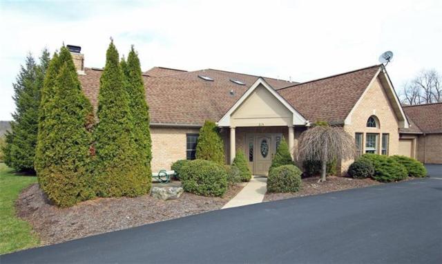 215 Village Green, Peters Twp, PA 15317 (MLS #1326821) :: Keller Williams Realty