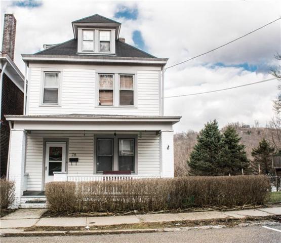 78 Hickory St, Etna, PA 15223 (MLS #1327180) :: Keller Williams Pittsburgh